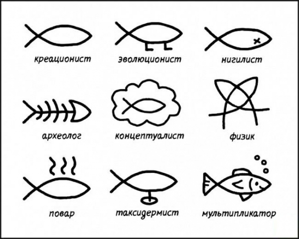 Fish humour